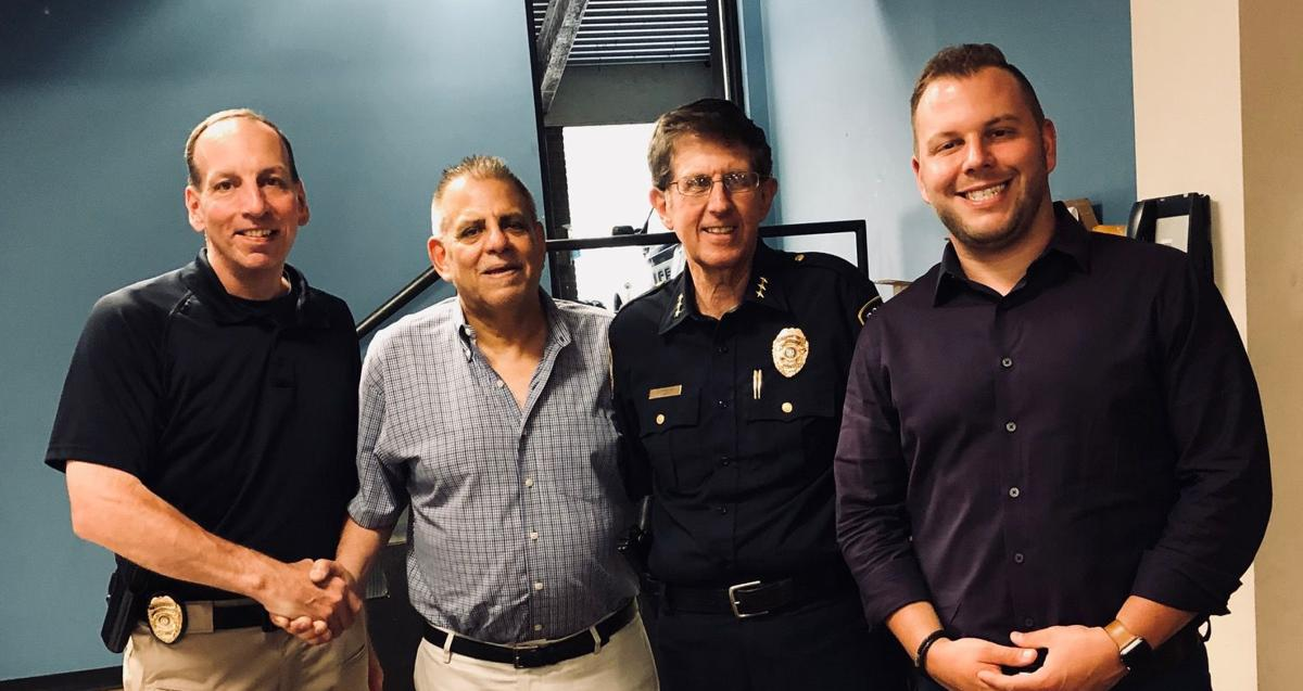 DEPUTY CHIEF LAST DAY | Community News | primepublishers com