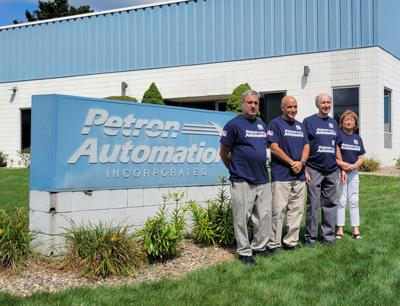 Petron Automation Celebrates 40th Anniversary with Ribbon Cutting