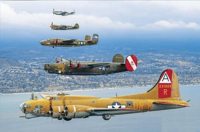 September 6-8 at Waterbury-Oxford Airport: Wings of Freedom Visits Oxford