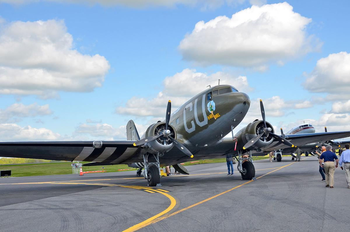 June 6, 1944 to June 6, 2019: Squadron Commemorates 75th Anniversary of D-Day