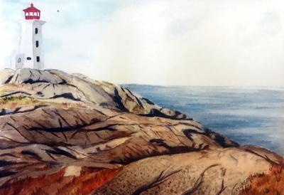 Artist of the Month: Hospital Exhibits Erickson Art