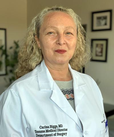 St. Mary's Hospital Welcomes Trauma Surgeon Dr. Carina Biggs