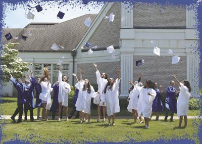 St. Joseph's Marks Graduation