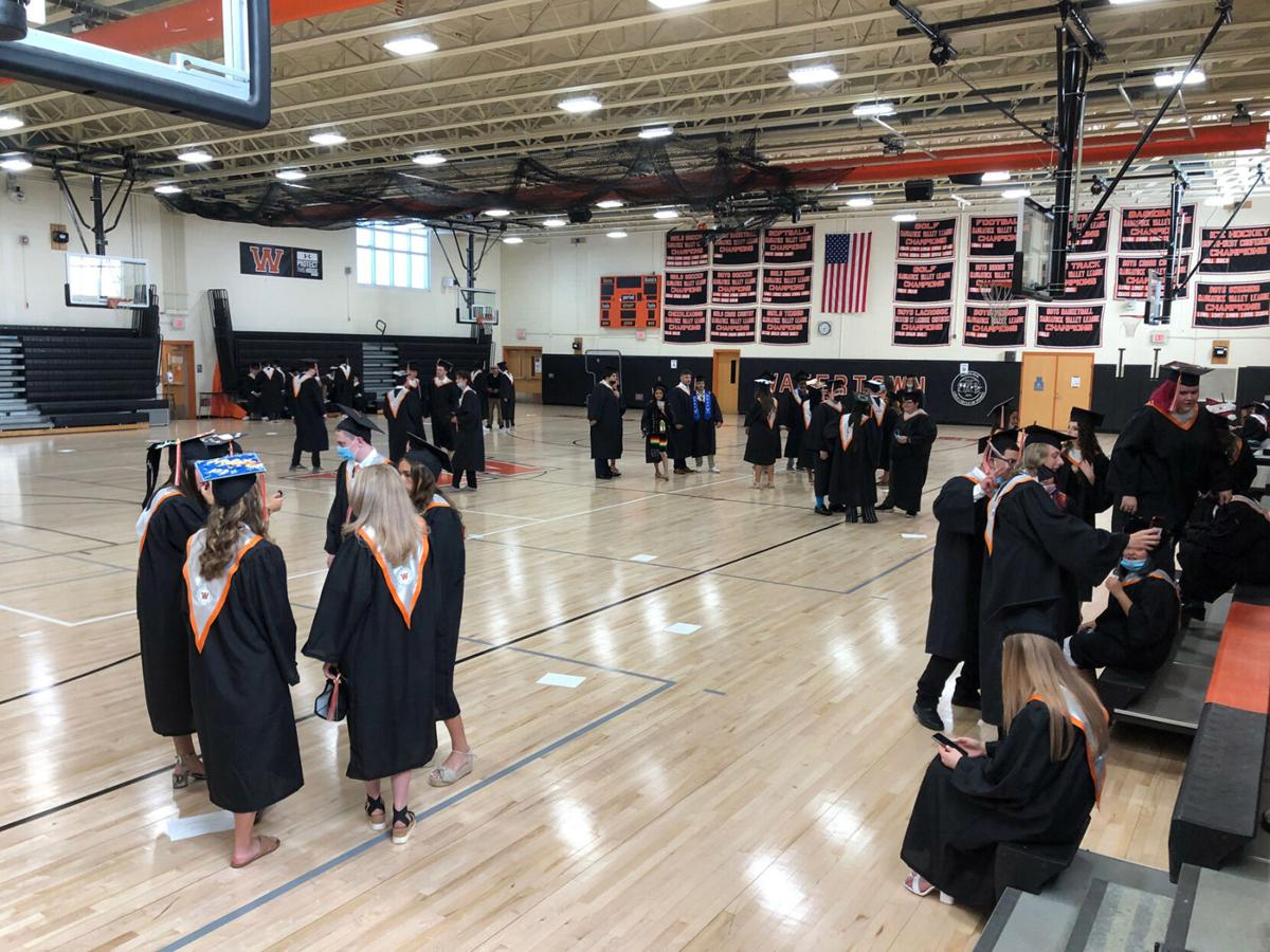 Watertown High School Graduation