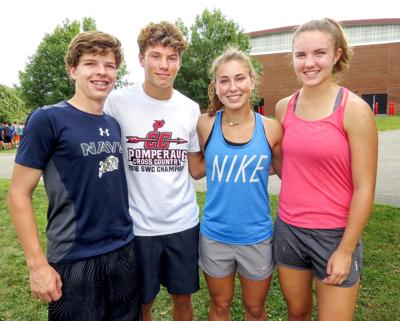 Pomperaug Cross Country: Teams Loaded With Talent