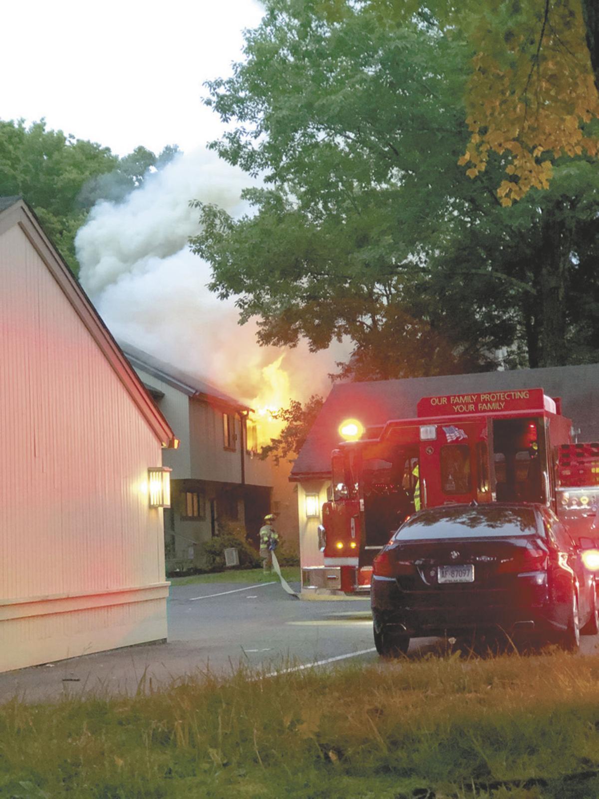 Woodlake Fire Under Investigation