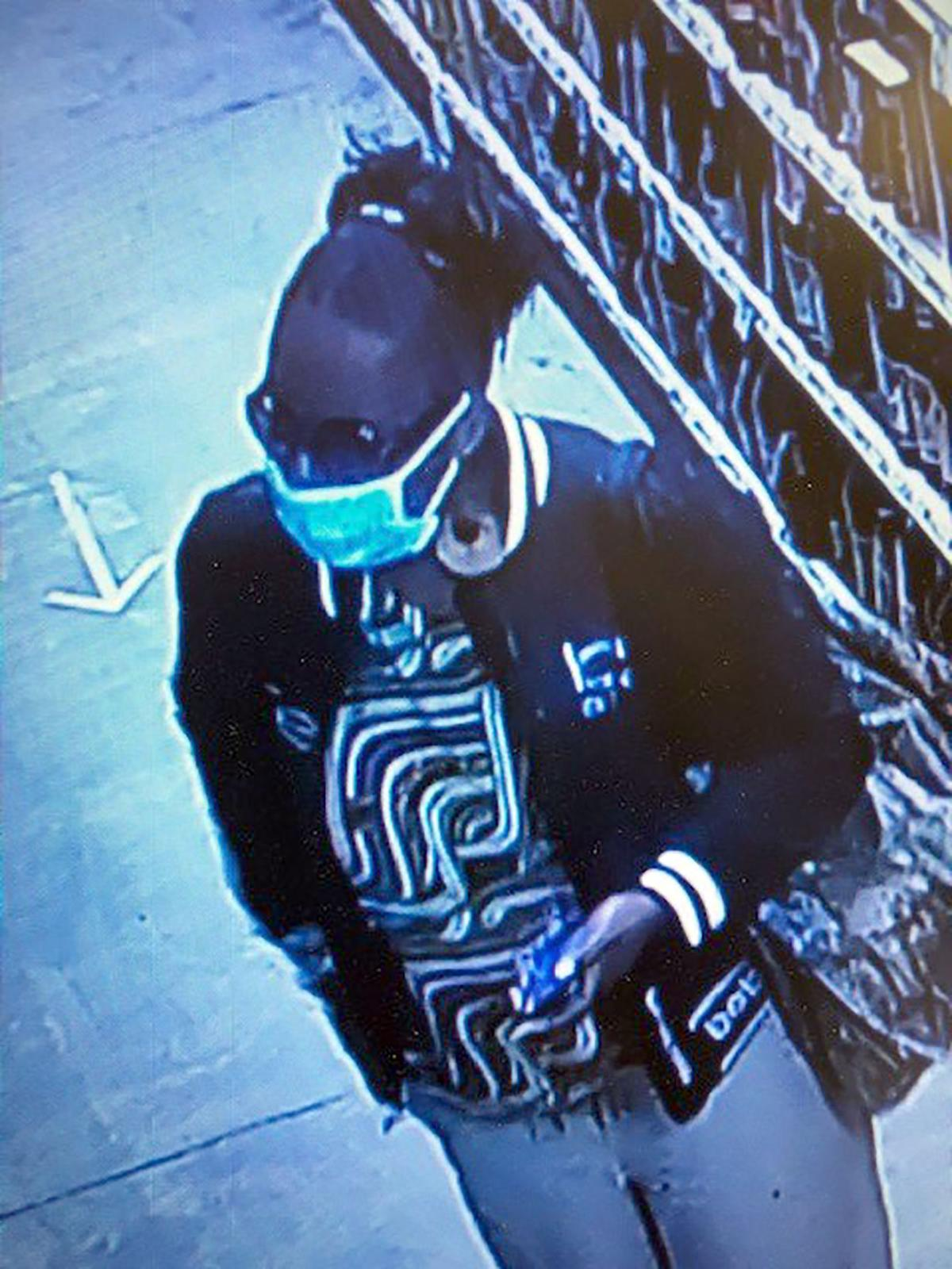 Watertown Police Seek Suspect in Liquor Store Shoplifting