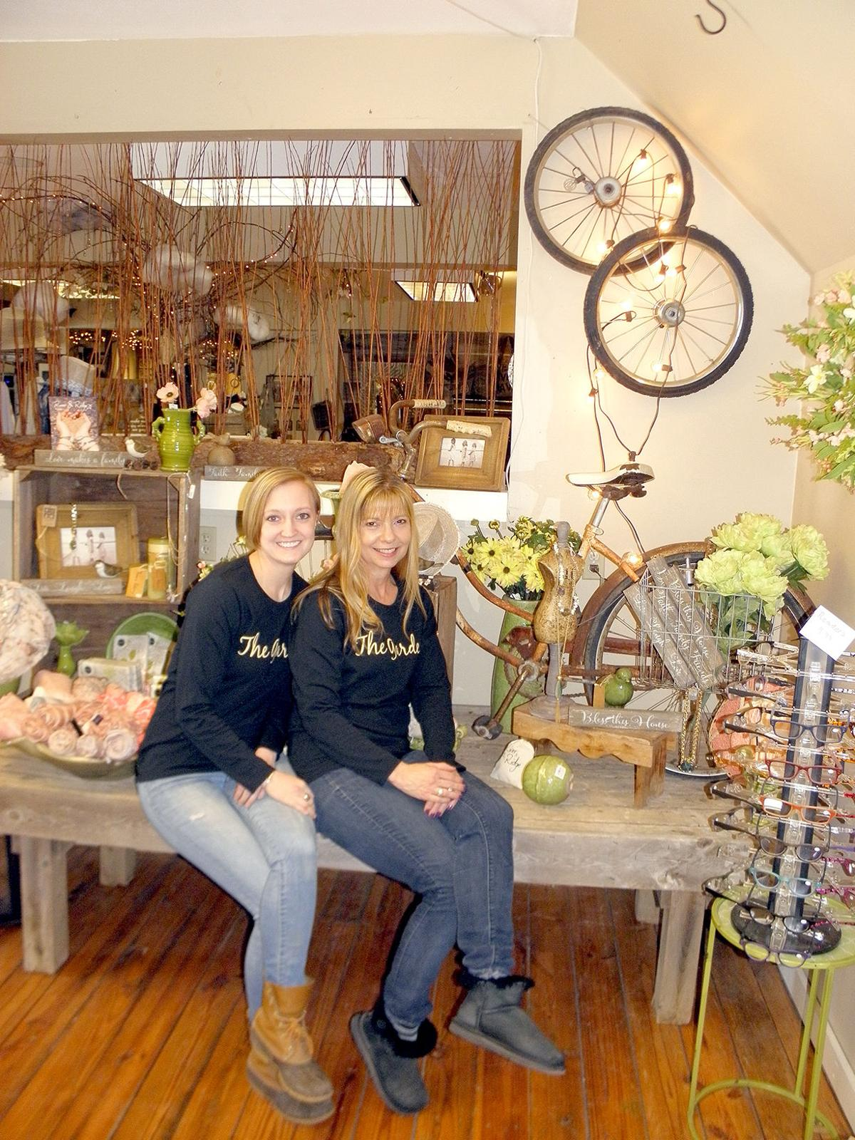 At The Garden: Indoor Shop Offers Even More | Local Business ...