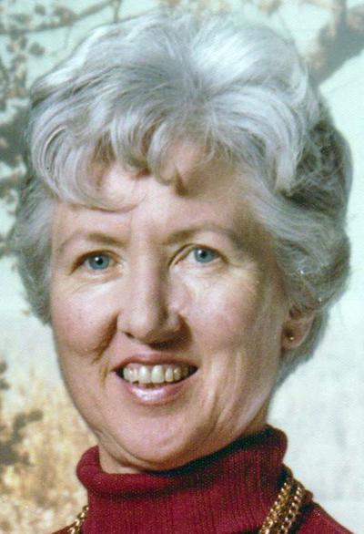 "Priscilla Jane ""Pat"" Carver Wiley"