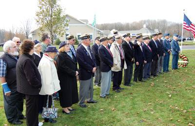 Veterans Day Ceremony Slated