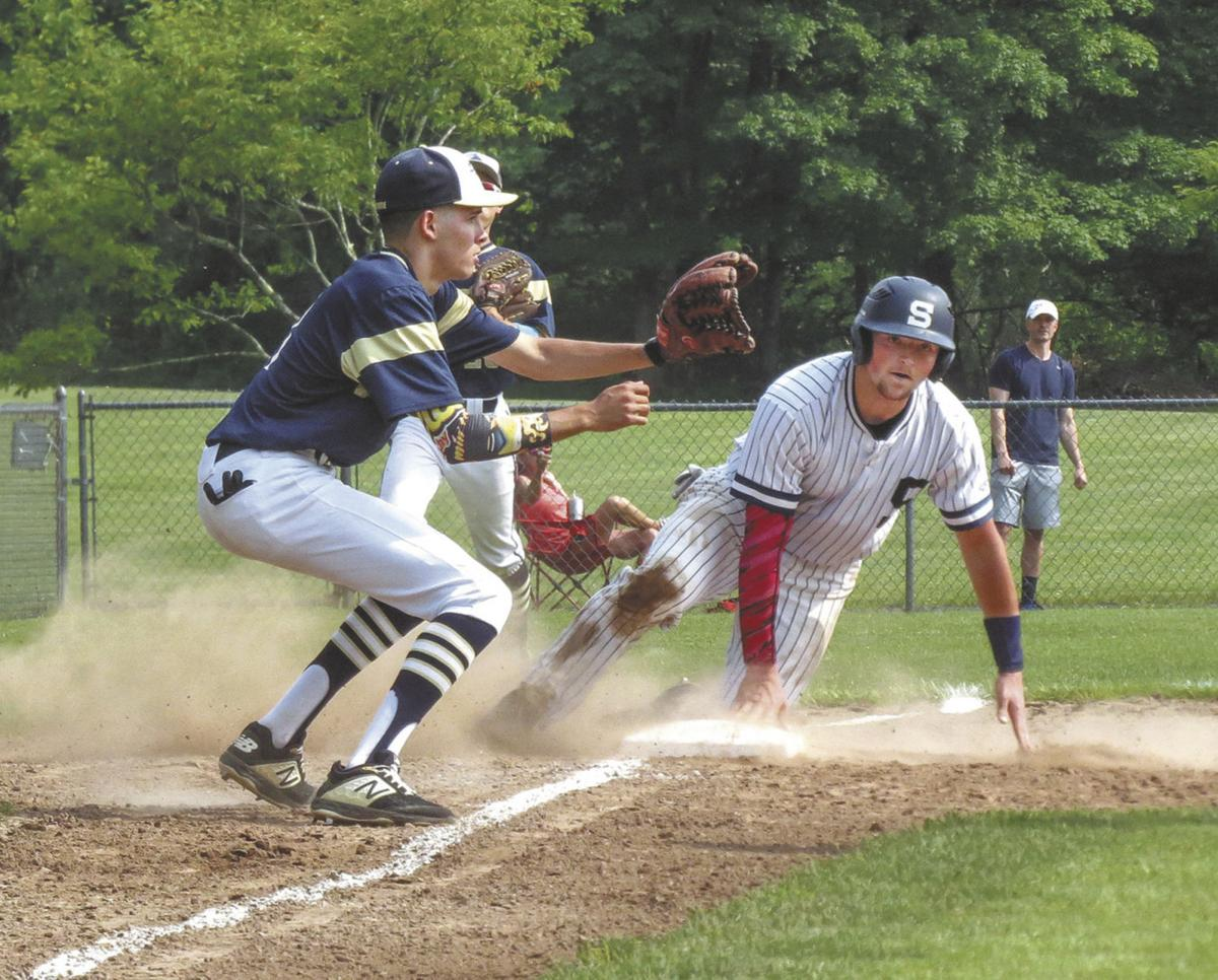 Shepaug Versus Coventry: Spartans Advance to Class S