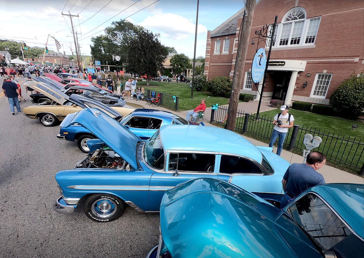 Thomaston: Car Show Fundraiser a Success