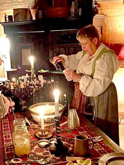 Woodbury: Historical Society to Host Colonial Tavern Night