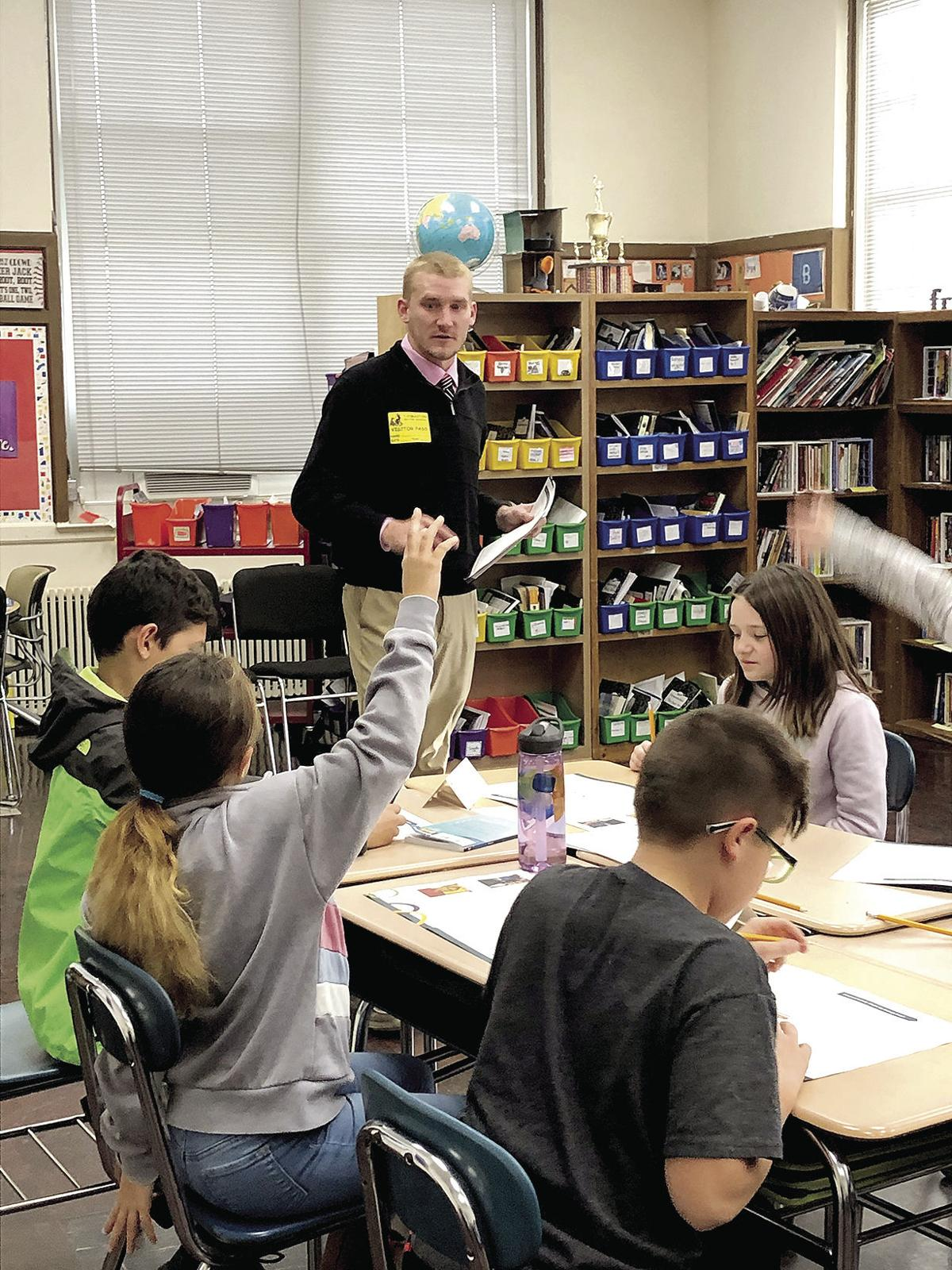 Thomaston's Center School: JA for a Day Event Offered