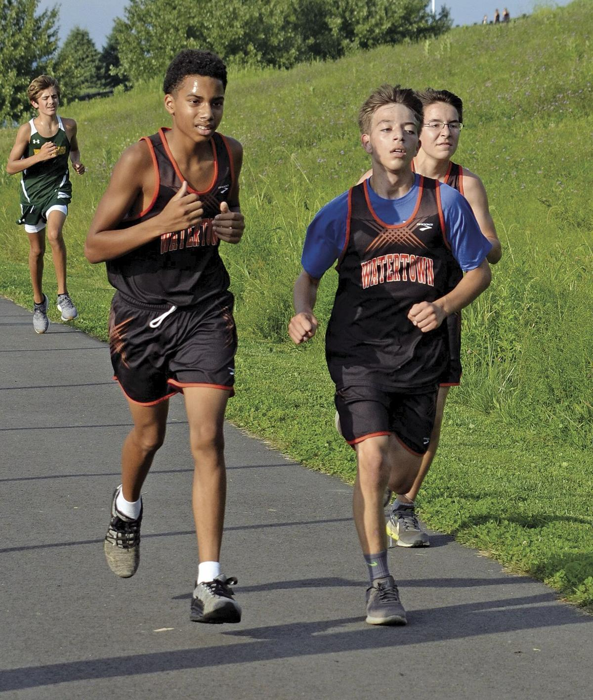 Indians' 2020 Cross Country Ends On Winning Notes