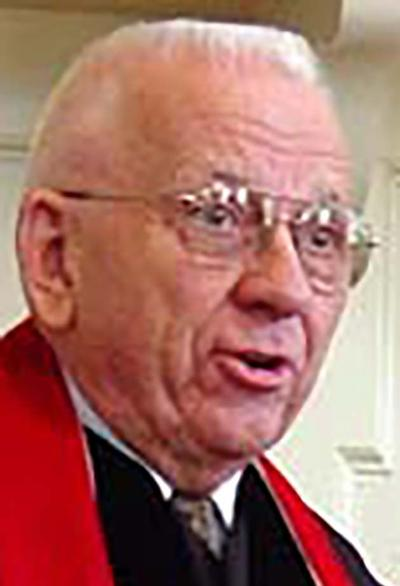 "Rev. M. Sargent ""Des"" Desmond"