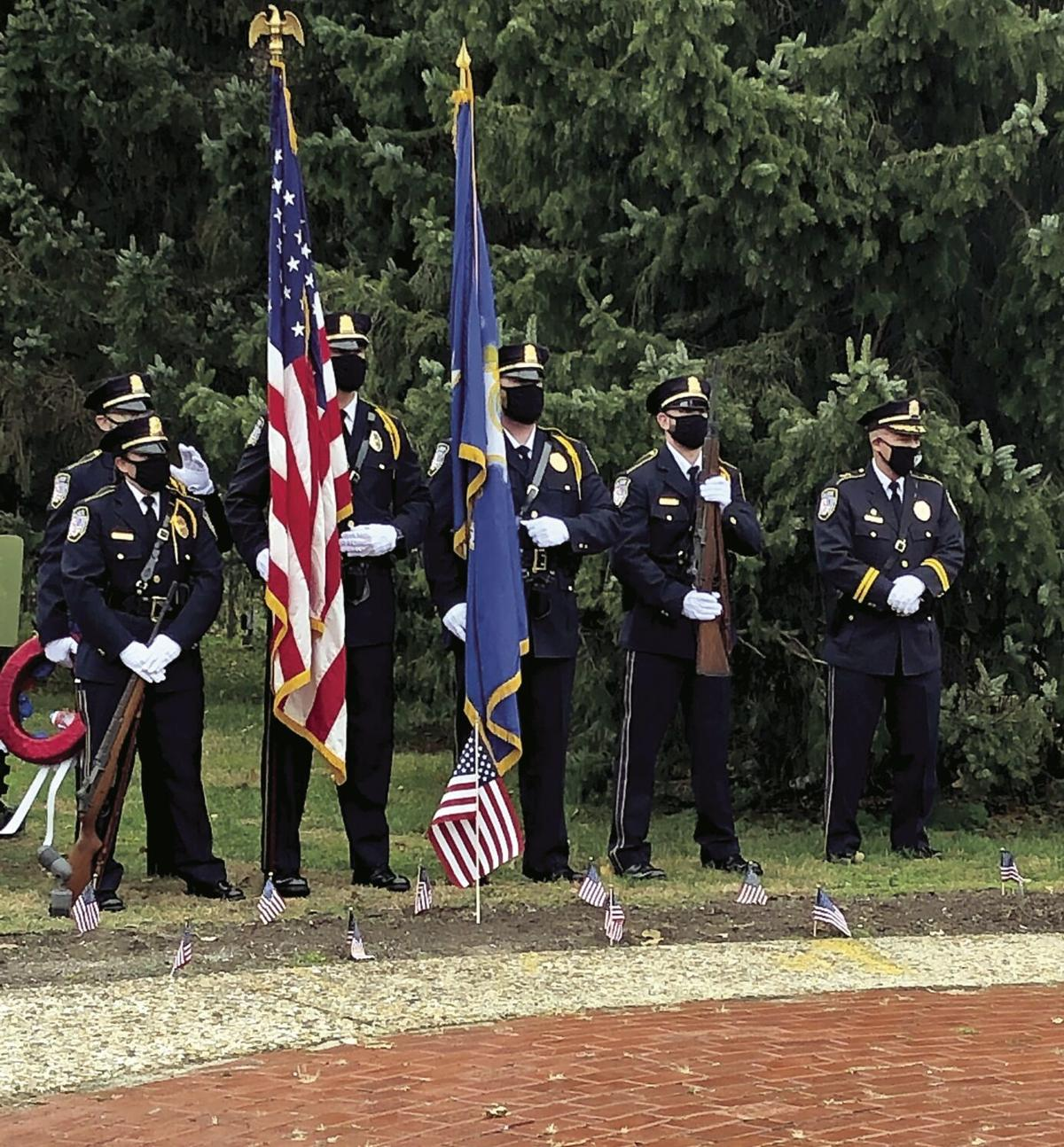 Communities Gather to Show Respect for All Veterans