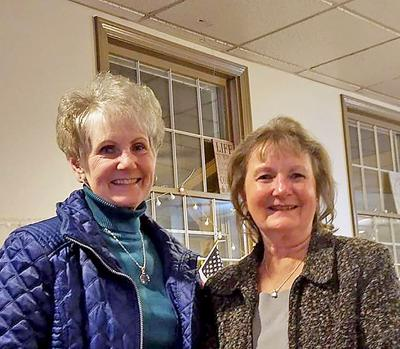 WOMEN'S CLUB WELCOMES NEW MEMBER
