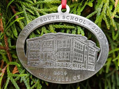 Watertown-Oakville Scout Troop 52: Ornament of South School Available