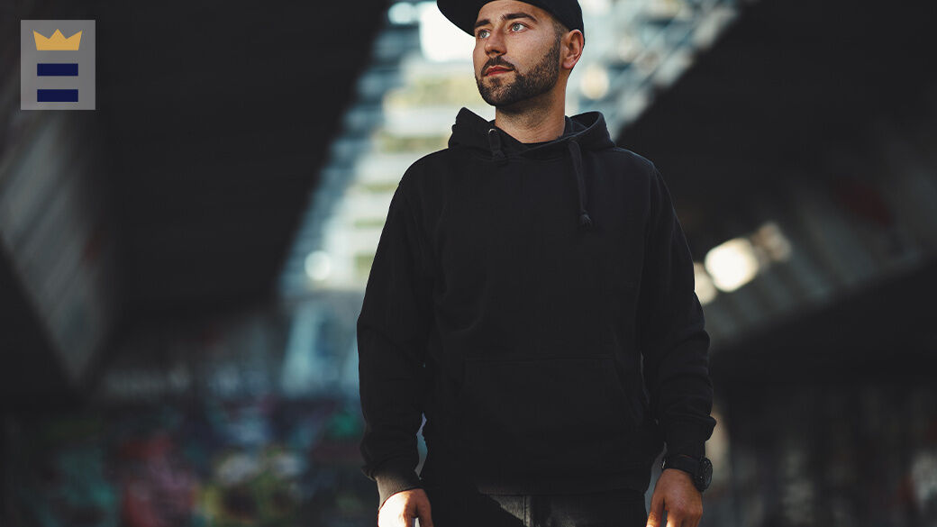 Most streetwear is made with durable and breathable fabrics, so not only do they make for comfortable and fashionable urban outfits, but some can also double as exercise clothing.