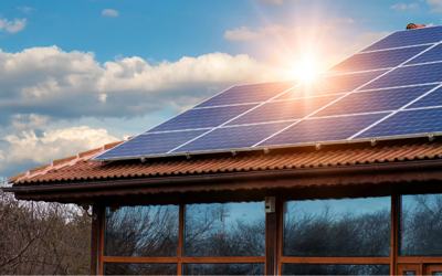 Going green: How solar panels help the environment and your wallet