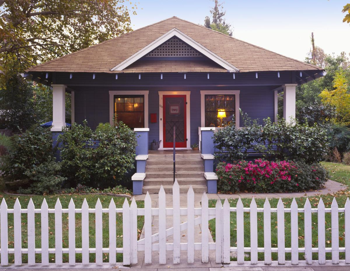 Curb appeal ideas for your small house