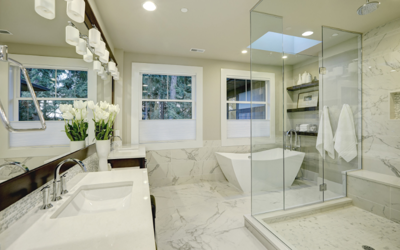You Spend 182 Hours a Year In the Bathroom, Make It a Sanctuary With These Remodeling Tips