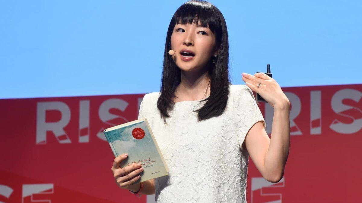 Here's Why Everyone Is Talking About Marie Kondo's Netflix Show, 'Tidying Up'