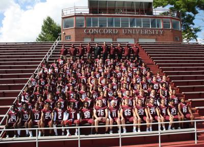 2021-22 Concord University football team
