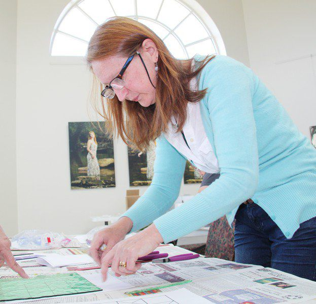 Princeton artist from Scotland delves into medieval art forms