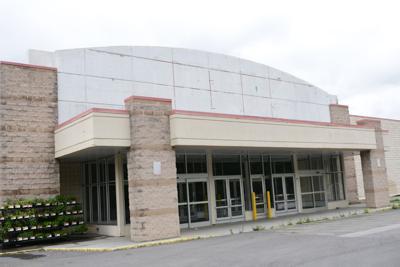 Former K-Mart still empty