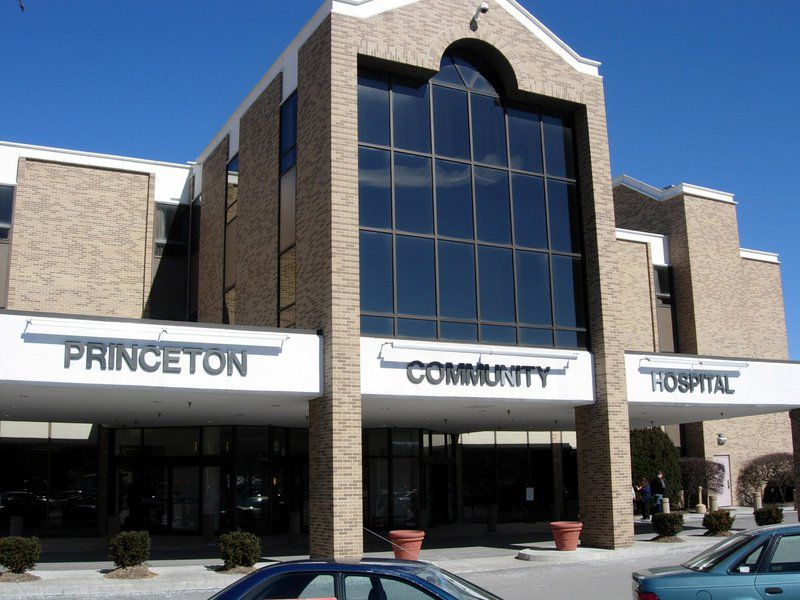 Princeton Community Hospital, city cinch 10-year lease agreement