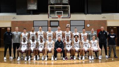 CU men's basketball team 2019/2020