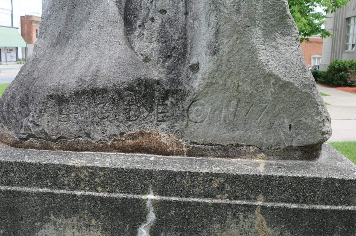 Statue signature