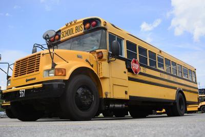 Mercer Co. School bus