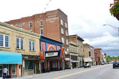 Downtown Mercer St.