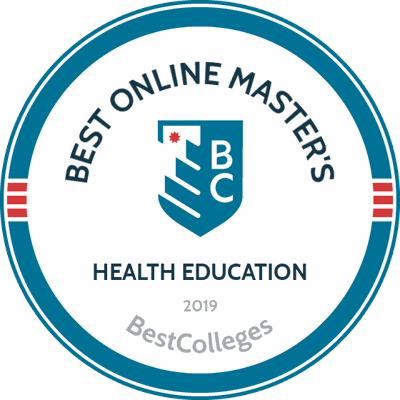 Best Online Masters badge