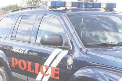 Princeton Police blotter...