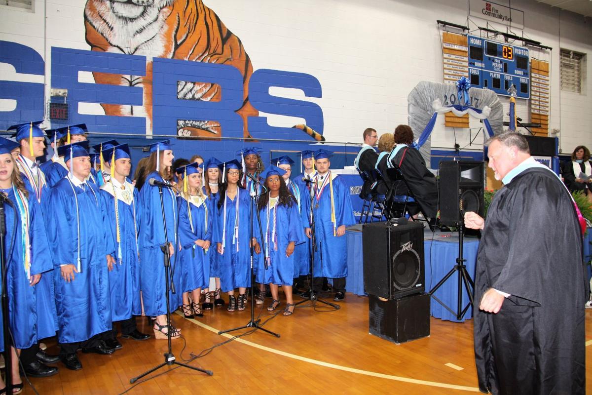 SLIDESHOW: Princeton Senior High School 2017 Graduation Ceremony ...