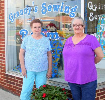 Granny's Sewing Room stitches up 20 years of service