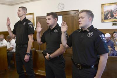 Three New Deputies