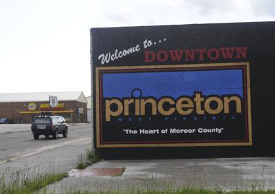 Princeton sign