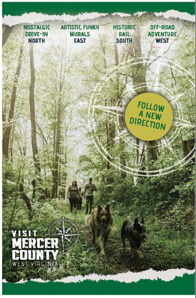 Mercer County 2020 Visitor's Guide