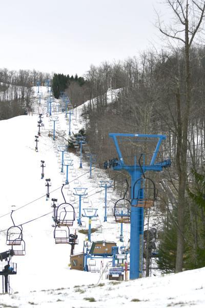 Winterplace lifts