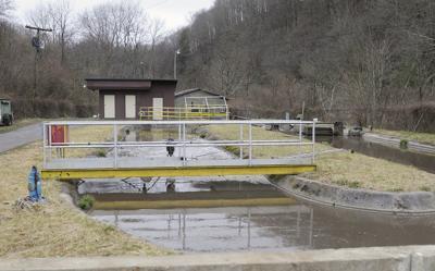 Matoaka sewage and water treatment plant
