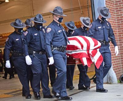 Saying goodbye to Lt. Vance