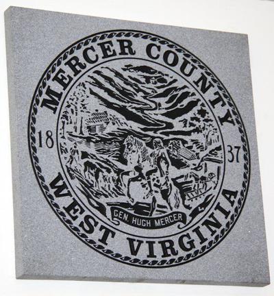 Mercer County seal