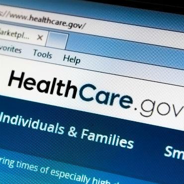 HeathCare.gov screenshot