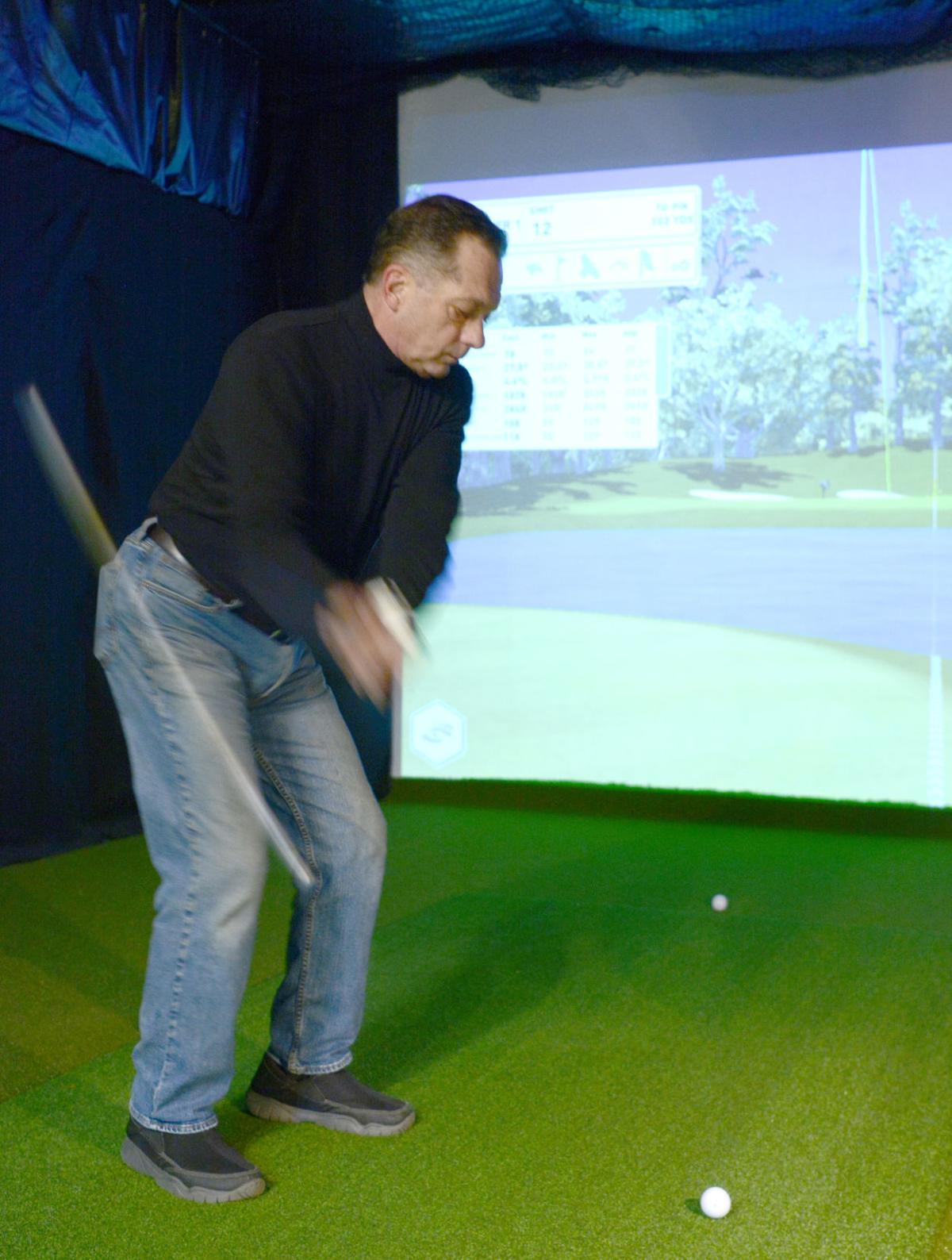 Princeton Indoor Golf