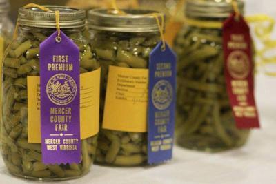 County Fair ribbons